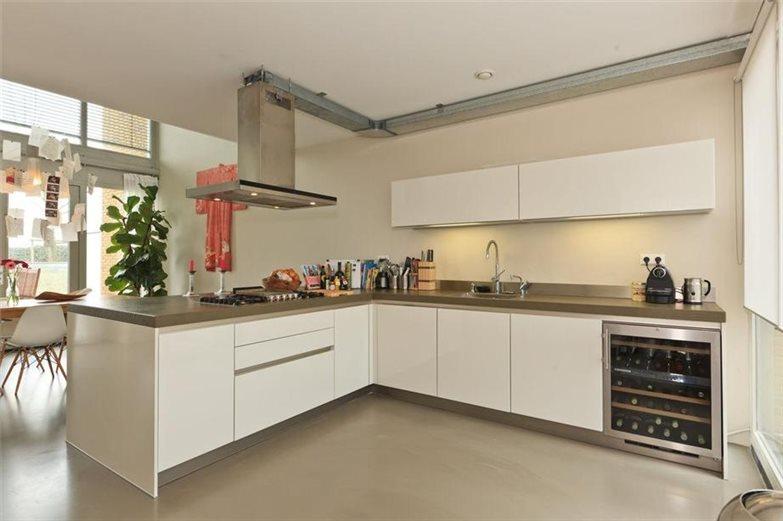 Een gietvloer in uw badkamer, woonkamer en/of keuken